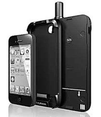 Thuraya SatSleeve: da iPhone a utilissimo telefono satellitare