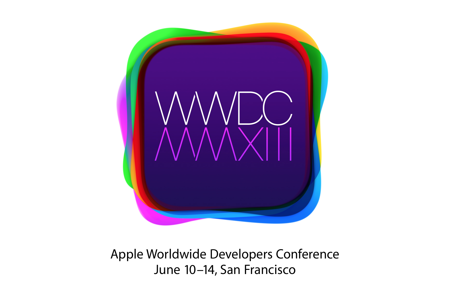 WWDC 2013 Logo Apple