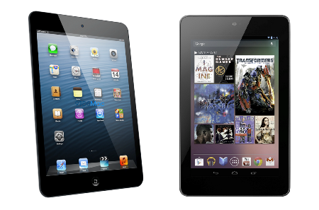 iPad mini 2 prezzo concorrenza