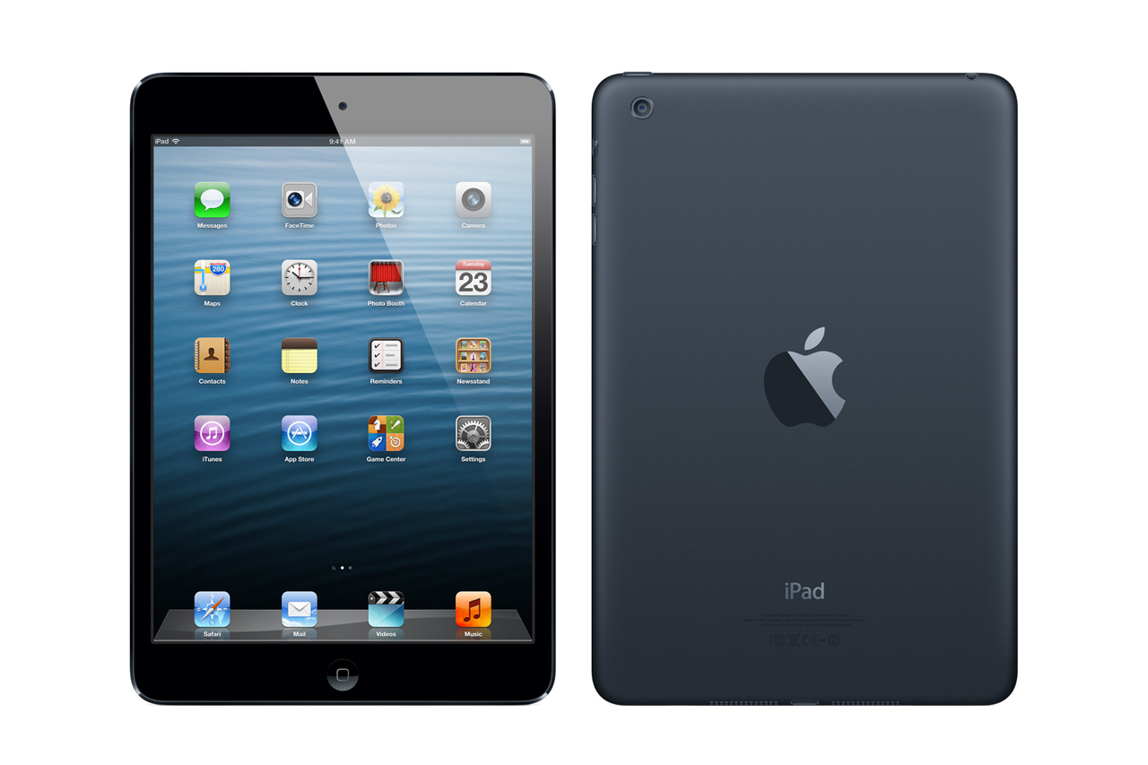 iPad mini 2: il Retina Display slitta al 2014