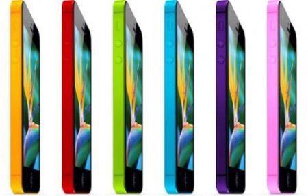 iPhone 5S concept