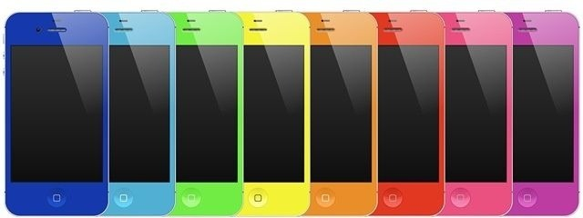 iphone color