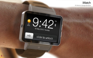 iWatch HD Concept