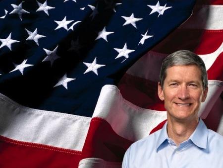 Mac di Apple: produzione tutta americana