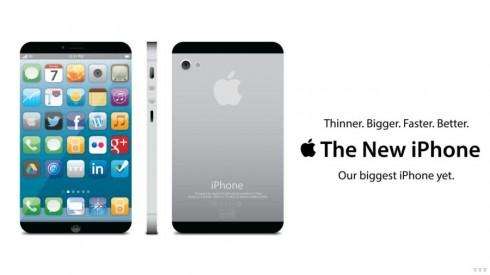 Apple phablet