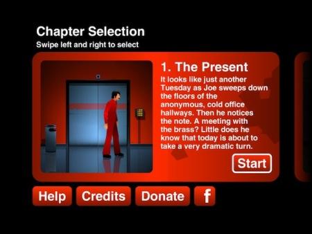 Silent Age 2.1: il gioco arriva su iPhone e iPad