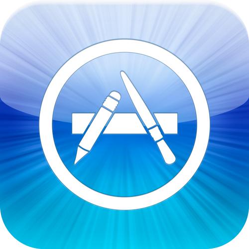 App Store hd logo