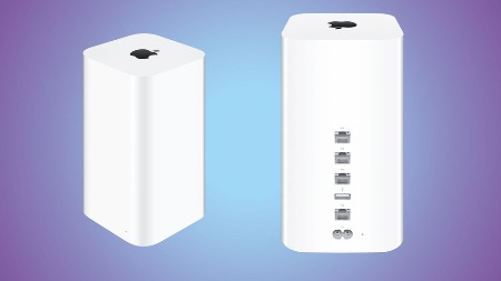 Apple-Airport-time capsule