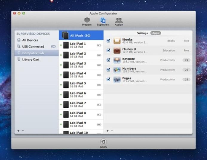 Mac: arriva il nuovo Apple Configurator