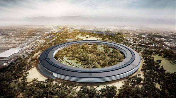 Astronave Apple campus