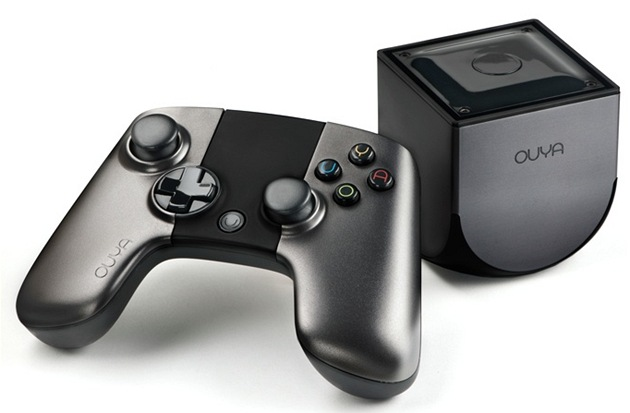 Ouya Android Google console