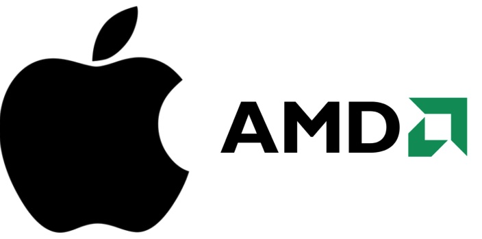 apple amd