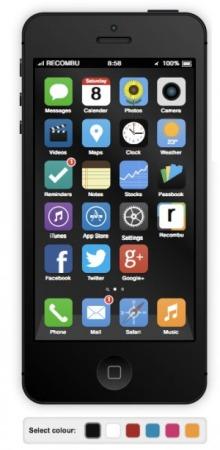iPhone 5s: e' disponibile la prova online