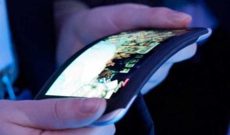 iPhone flessibile flex