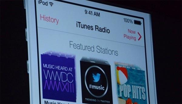 iTunes Radio: svelata al WWDC 2013