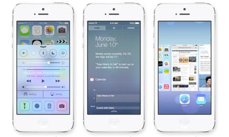 iOS 7: a luglio arriva beta 3