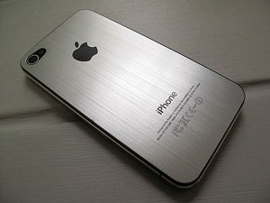 Liquid Metal iPhone
