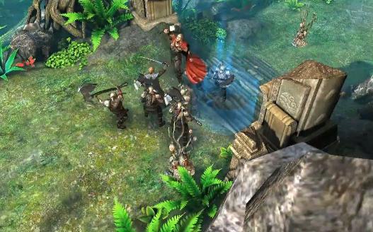 Giochi Apple: Gameloft annuncia Thor TDW