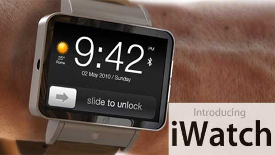 apple iwatch 2013