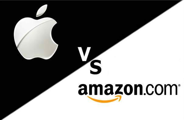 App Store: Apple e Amazon si dividono il marchio
