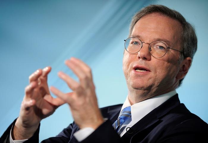 """Apple vs Google: Schmidt rassicura """"i rapporti sono migliorati"""""""