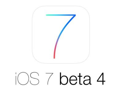 iOs7 beta4 uscita