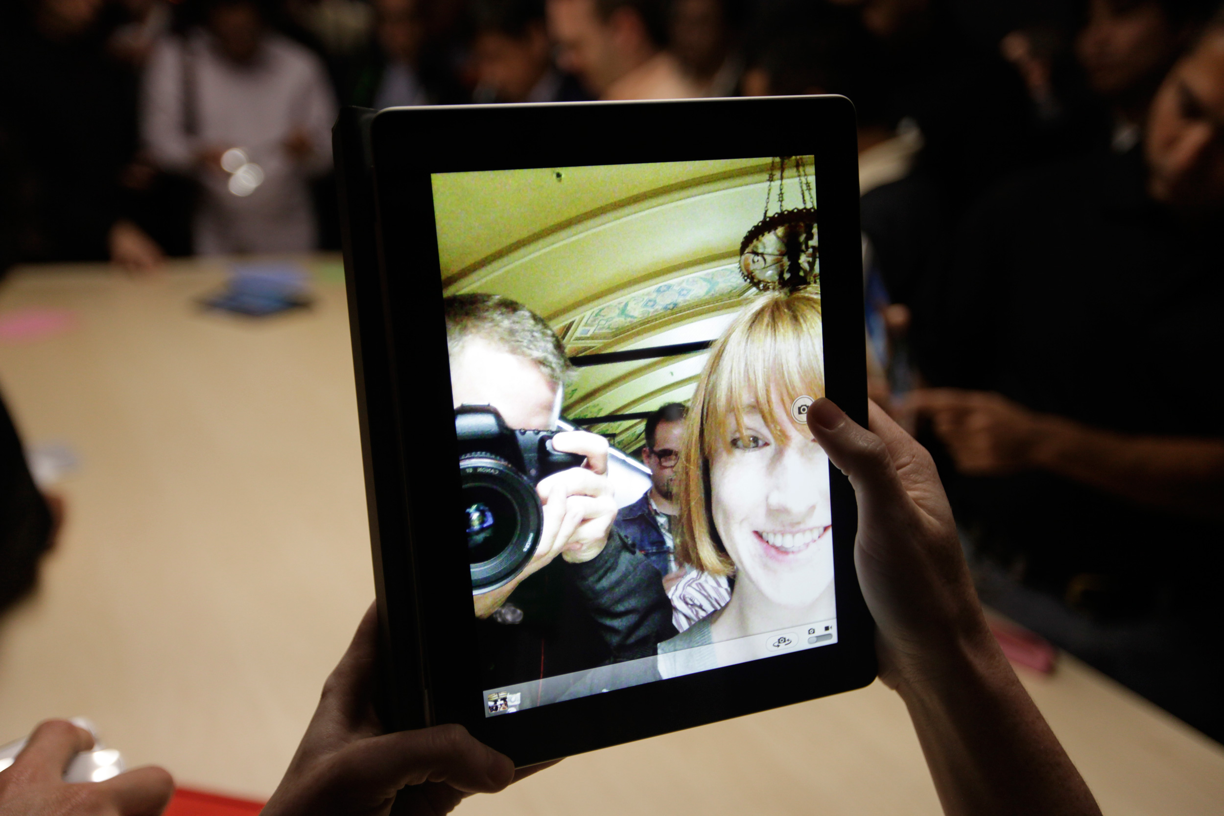 iPad: Apple test, confermato display da 13 pollici