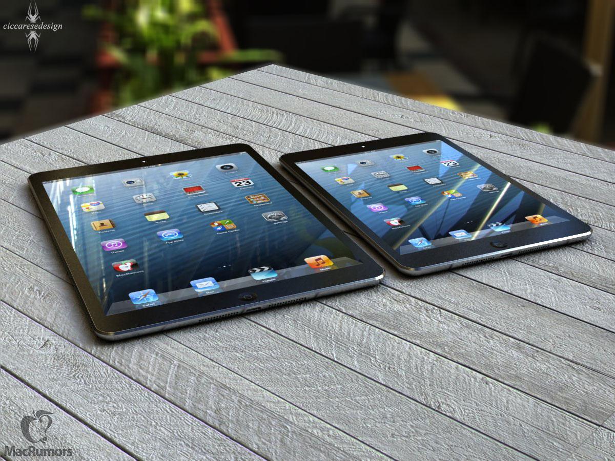 iPad 5: uscita, design e caratteristiche