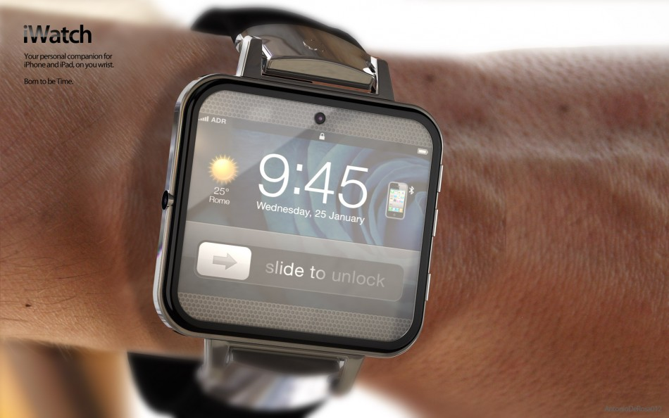 iwatch brevetto