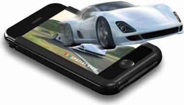 Apple: iPhone 3D? Trattative con PrimeSense