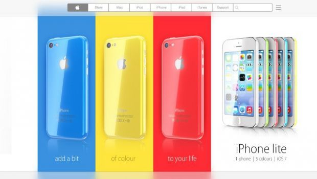 iphone lite color