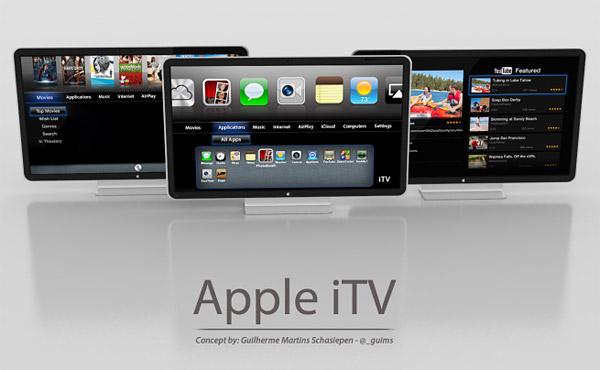 iTV Apple: accordi con Sharp e LG per la produzione
