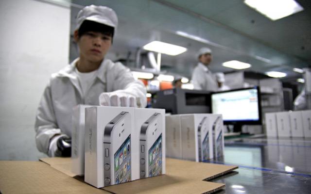 Foxconn: +40% nel fatturato grazie ad Apple