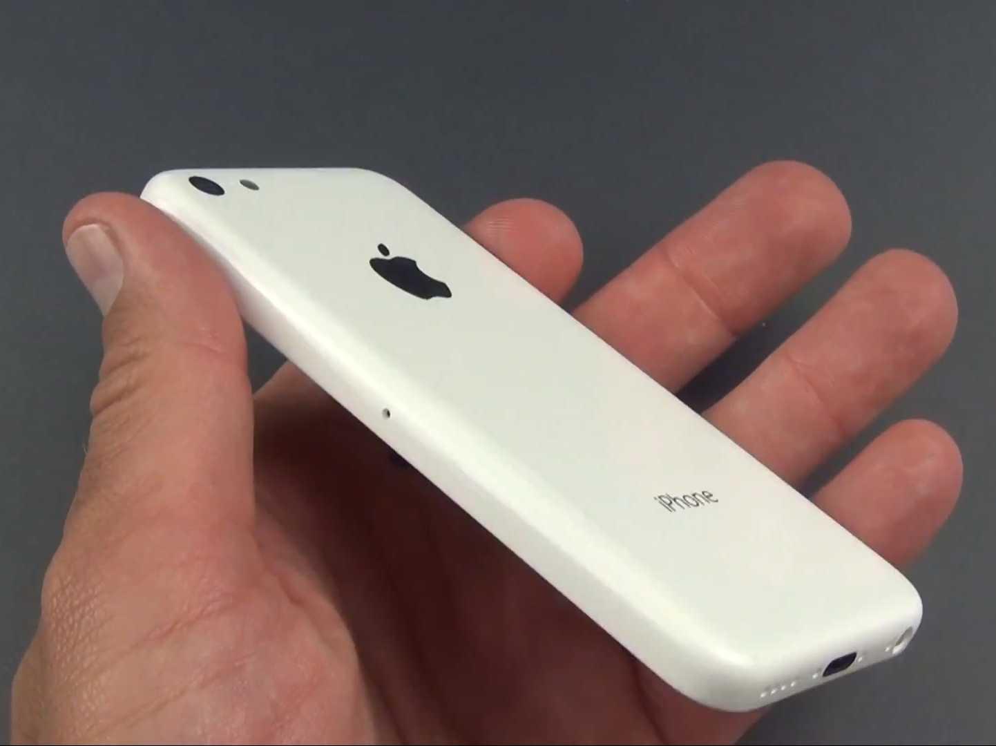 iphone 5c lancio