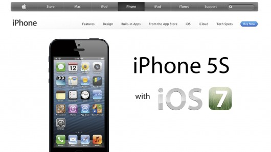 iphone 5s lancio