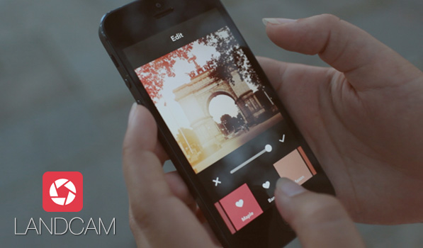 Landcam: download gratis su App Store