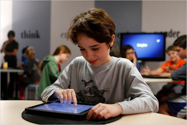 In Olanda aprono le Steve Jobs School, esclusiva all'iPad