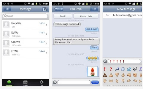 Apple: iMessage arriva su Android, l'app funziona