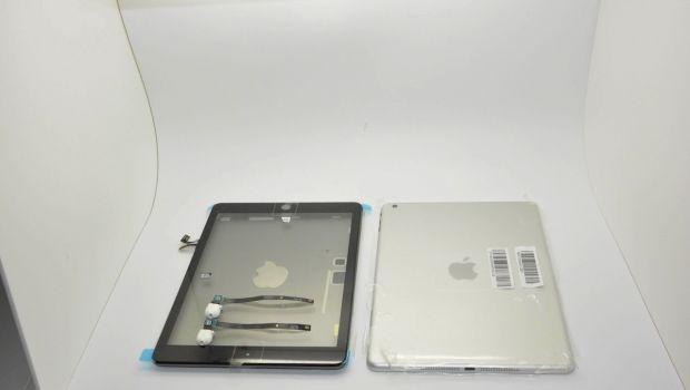 iPad 5, nuove foto della scocca posteriore