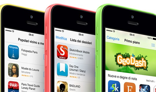 iPhone 5C: disponibile con Groupon