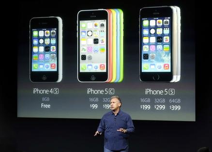 Presentato l'iPhone 5C, il suo prezzo è di 99 dollari