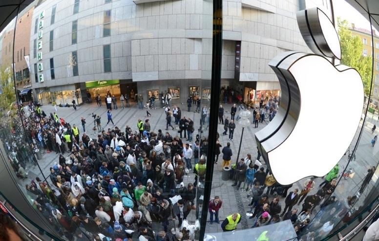 iPhone 5S e 5C: il day One per USA, UK e Germania