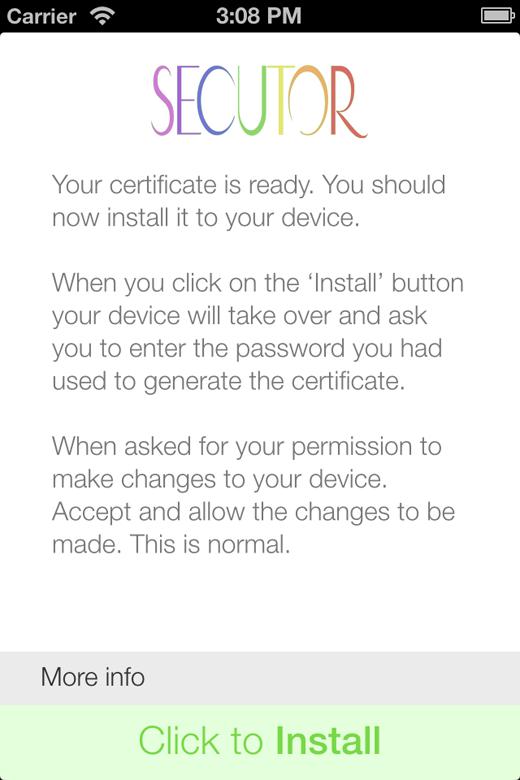 "Secutor: app rifiutata da Apple ""sicura ma poco divertente"""