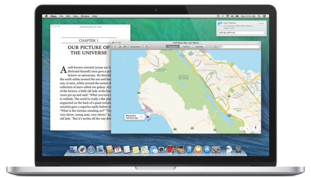 Apple: Mavericks Golden Master, l'uscita è prossima