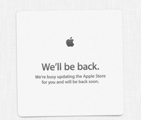 apple store manutenzione