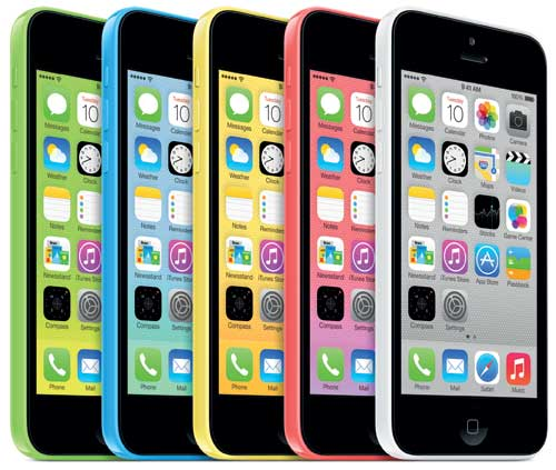Apple iPhone 5C disponibile a novembre a 629 euro