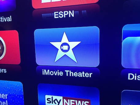 Apple TV: aggiornamento 6.0.1 con iMovie Theater