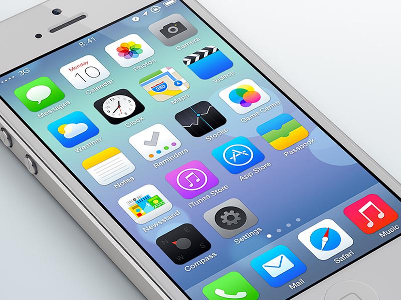 iOS 7: nuovo record d'aggiornamento, tra quanto il 100 percento?