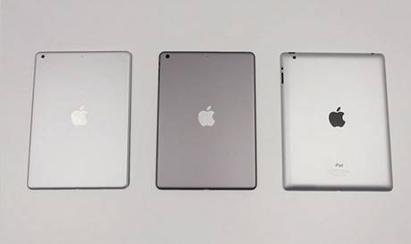 iPad5: le foto finiscono in rete