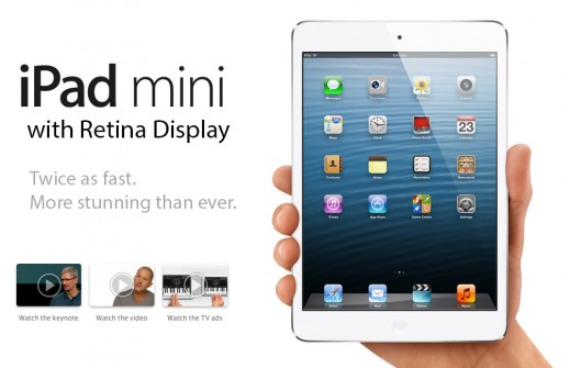 "iPad mini Retina: Apple avverte ""scorte al limite"""